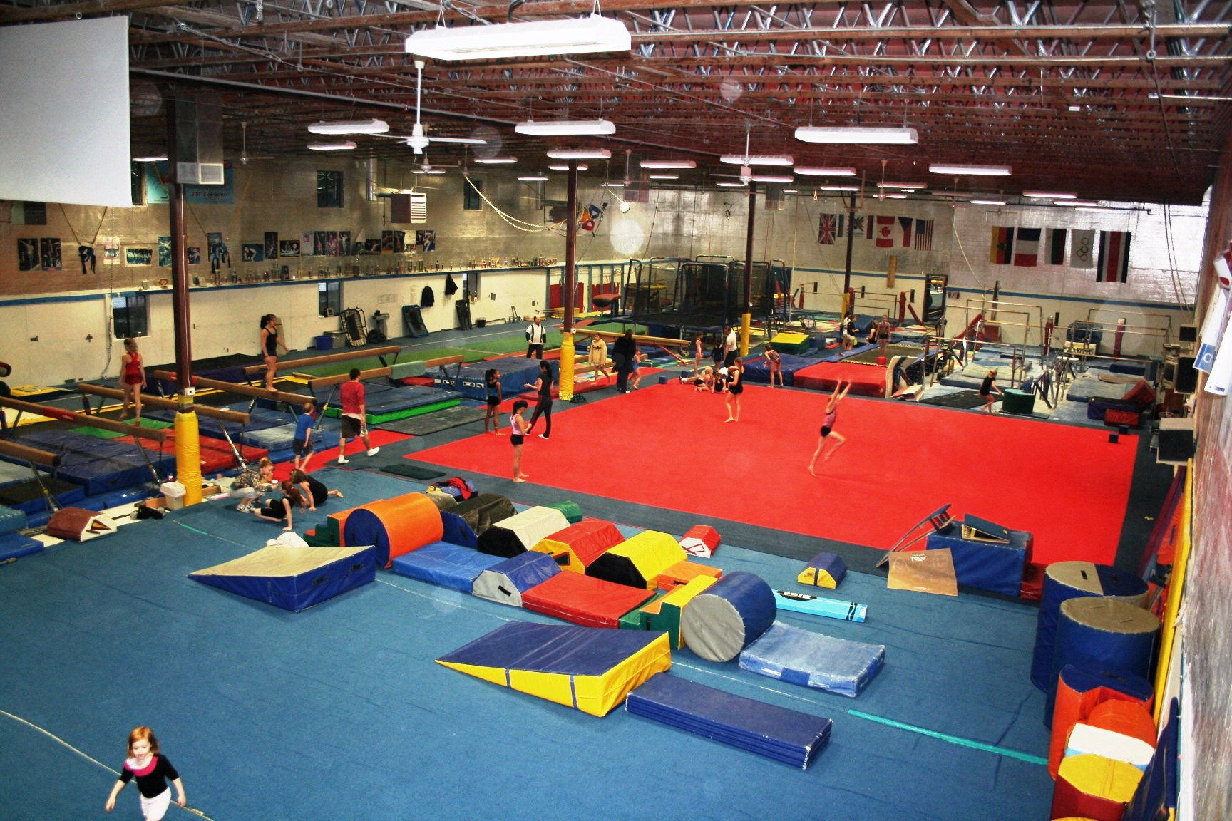 Naydenov Gymnastics Fun Center