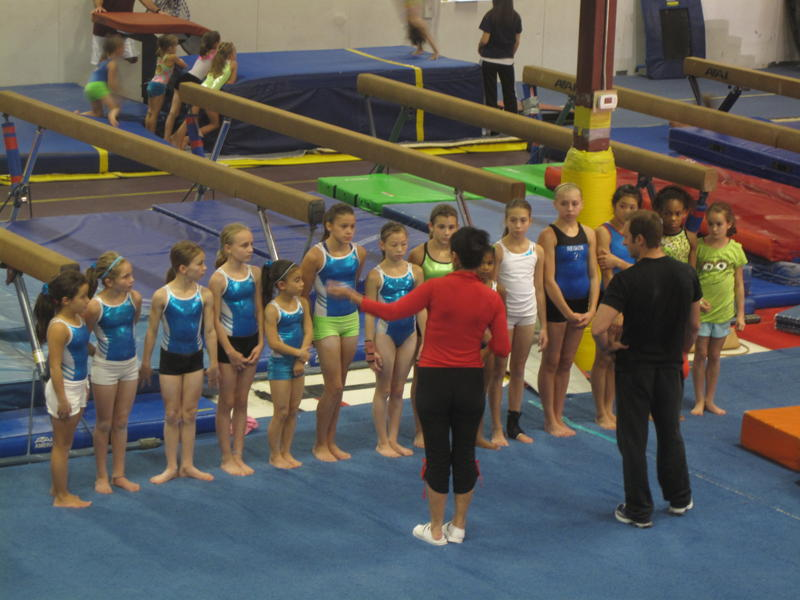 Naydenov Gymnastics Amp Fun Center