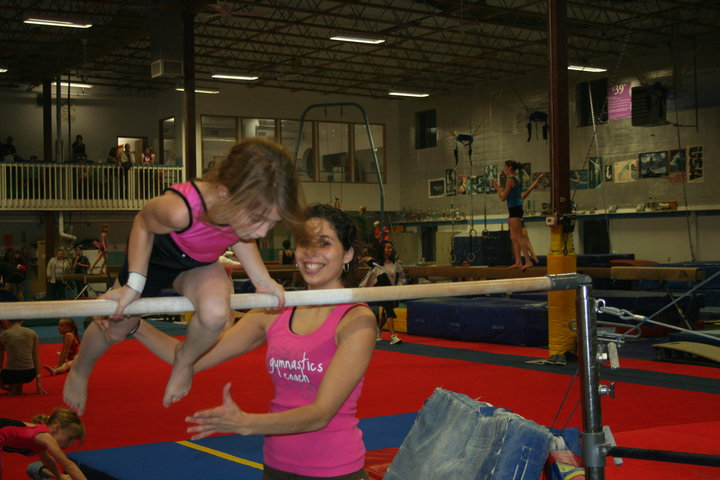 Gymnastics Classes for Girls near Dallas - Golden Grip